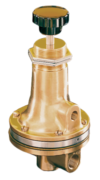 GH20VT Series (Brass) Vacuum Service Regulator