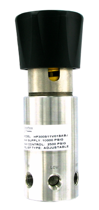 HP300 High Pressure Reducing Regulator