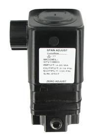 GT210 Series Electro-Pneumatic Transducers