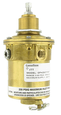 Conoflow® Series GFH25XT1767 IEEE Airpak, Filter-Regulators